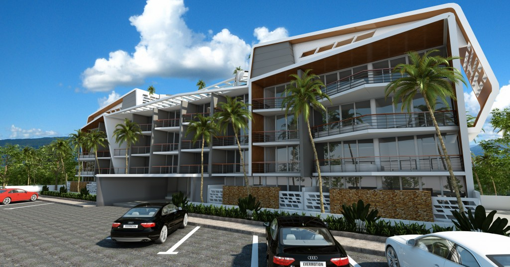 Oceana Residence - condominium Koh Samui