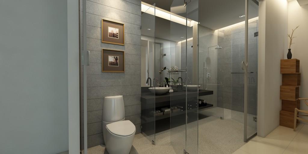 Oceana Residence - condominium Koh Samui_1 Bedroom_Wc._Final (1)