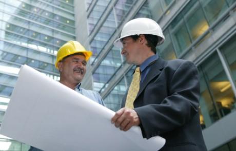 """בחירת בעלי מקצוע ע""""י היזם: מהנדס, אדריכל וקבלן ביצוע"""