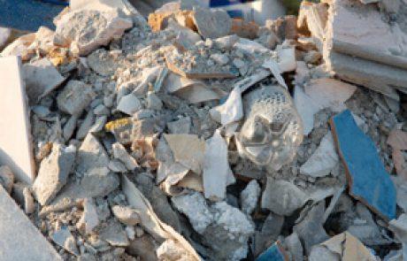 מהי פסולת בניין וכיצד עליך להפטר ממנה